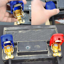 12V Car Caravan Boat Quick Release Battery Connector Terminal Clamps Quick Power