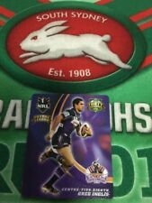 2008 Smiths Footy Legends Tazo No 13 Greg Inglis Melbourne Storm