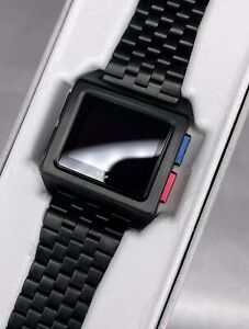 ADIDAS WATCH ARCHIVE_M1 ALL BLACK / BLUE / RED Z013042 / CK3105