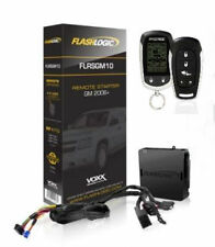 Flashlogic Plug N Play Remote Start for Chevrolet HHR 2008 with 2-Way Remote