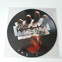 Judas Priest - British Steel - Vinyle LP GB 2010 Ltd Picture-Disc