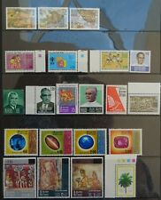 Sri Lanka MNH unmounted mint collection
