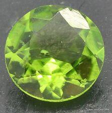 Peridot Olivine Gemstone Peridot Olivin Edelstein 1,50ct