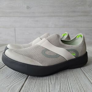 Oofos Gray OOMG Low Recovery Sneakers Shoes Orthopedic Gray Slip On Men's 11