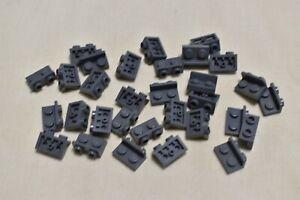 Lego 30 Stück 99780 neu-dunkelgrau Konverter Winkel 1x2-1x2