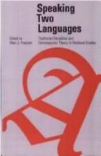 Speaking Two Languages: Traditional Disciplines and Contemporary Theory in