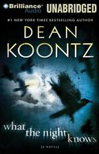 Dean KOONTZ / WHAT the NIGHT KNOWS    [ Audiobook ]