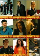CSI Miami Series 2 Full 9 Card Preview Set from Strictly Ink