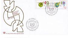 United Nations Geneva UPU centenary 1974 FDC