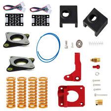 3D Printer Accessories Upgrade Springs Extruder Kit Include Aluminum Extruder