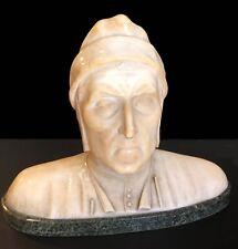Adolfo Caprini Sculpture of Dante