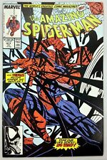The Amazing Spider-Man #317 - Todd McFarlane - Venom Cover - Marvel - 1989
