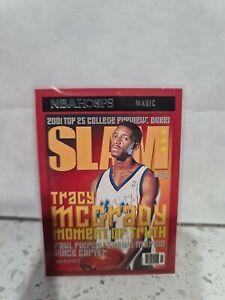 2020-21 Panini HOOPS  - SLAM #20 - TRACY MCGRADY - ORLANDO MAGIC - NBA