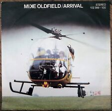 Mike Oldfield - Arrival Vinyl 7'' ‎(ABBA Cover Song)