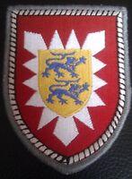 ✚0822✚ German Bundeswehr sleeve patch insignia 6th PANZER GRENADIER DIVISION