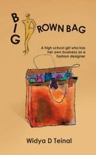 Big Brown Bag : A High School Girl Who Has Her Own Business As a Fashion...