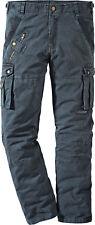 PLANAM Casual Mountain Trousers - Denim Dark Blue Size 46 (32/32) 3013046 BNWT