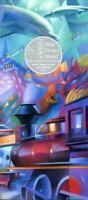 Hidden Walt Disney World Fold Out Guide - Animal Kingdom, Magic Kingdom & Epcot