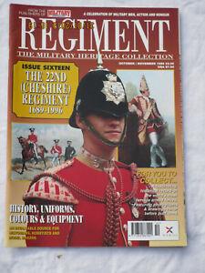 REGIMENT MAGAZINE:The 22nd Cheshire Regiment,1689-1996,No.16