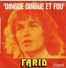 FARID DINGUE DINGUE ET FOU / MEME FRENCH 45 SINGLE