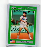 1991 Netpro MICHAEL CHANG Rookie Card RC