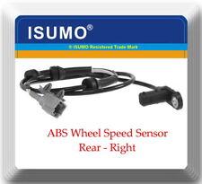 47900CK000 ABS Wheel Speed Sensor Rear Right Fits:Nissan Quest 2004-2009 V6 3.5L