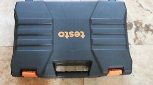 testo 310 Flue Gas Analyser Standard Kit 0563 3100 Calibrated November 2021