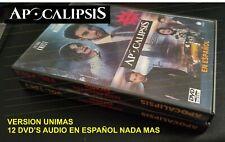 APOCALIPSIS - Serie Brazileña  12 Dvds - Audio Español - COMPLETA-VERSION UNIMAS