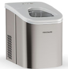 Frigidaire 26 lb. Countertop Ice Maker EFIC117-SS, Stainless Steel photo