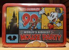 Sablés beurre nappés Choco lait Let's Celebrate 90 WORLD'S BIGGEST MOUSE PARTY