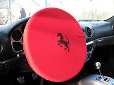 Ferrari 458 488 F 12  430  FF 355 Lenkradschoner Schoner Bezug wheel cover car