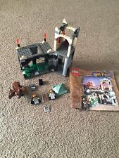 LEGO Harry Potter FORBIDDEN CORRIDOR  #4706  Not Complete w/Instructions  No box