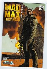 MAD MAX Fury Road #1  Vertigo comics, Nerd Block variant cover.Mint