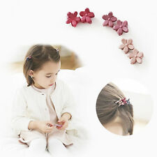 10pcs Random Color Floral Cute Mini Hair Claw Clip Hair Pin for Baby Girls Kids