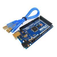 **Hobby Components UK** Arduino compatible R3 Mega 2560 ATmega2560 Free Cable