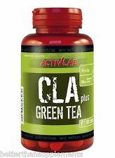 CLA & Green Tea 60 Caps. Slimming Pills Eliminates Cellulite Fat Burner ActivLab