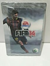 EA's FIFA 14 G1 Limited Edition Xbox 360 Game Lenticular Steelbook New & Sealed+