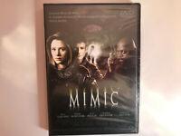 MIMIC  EDICION 1 DVD + EXTRAS  NUEVO EMBALADO  NEW SEALED  TERROR  105 MIN