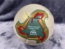 Adidas World Cup 2002 Korea & Japan Fevernova Match Soccer Ball Size Mini