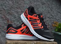 Adidas mens Duramo 6 Traniers Black  many sizes **UK 6,5 - UK 12**