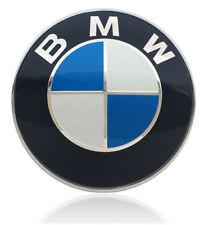 NEW BMW Car Emblem Front Hood Badge Logo 82mm Fits For BMW 3 5 7 X Series