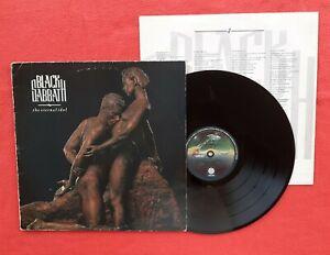 LP 33 giri BLACK SABBATH - THE ETERNAL IDOL Vinile Prima Stampa Italy 1987