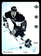 1991-92 McDonald's Upper Deck #H1 Wayne Gretzky Hologram (ref 23478)