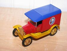 Matchbox Collectibles 1921 Ford Model T Delivery Red Tail Ale Brewery Truck 1:52