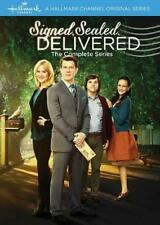 SIGNED, SEALED, DELIVERED: THE COMPLETE SERIES NEW DVD