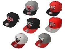 Mitchell & Ness Snapback Caps Chicago Bulls Cap NBA Cap