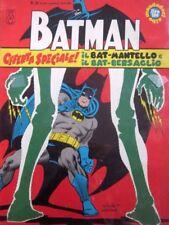 *** BATMAN N. 20 ALBO MONDADORI - 12/11/1967 ***