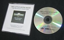 THE LITTLE RIVER BAND 'DEFINITIVE COLLECTION' 2005 ADVANCE CD