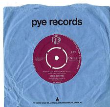 "Lance Fortune - Be Mine 7"" Single 1960"