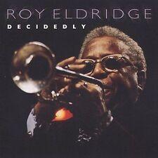 FREE US SHIP. on ANY 2 CDs! USED,MINT CD Roy Eldridge: Decidedly Live